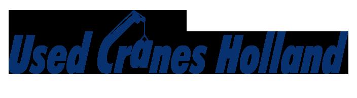 UsedCranesHolland.com Logo